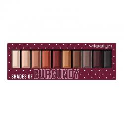 Misslyn Eyeshadow #5 Burgundy