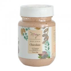 Moayu Body Scrub Chocolate 165gr