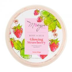 Moayu Body Scrub Strawberry 250gr