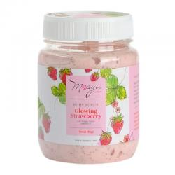 Moayu Body Scrub Strawberry 165gr