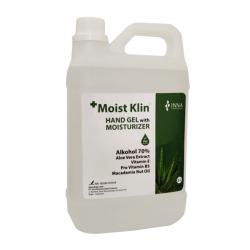 Moist Klin Hand Gel with Sanitizer 2000ml