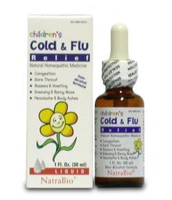 Natra Bio Childrens Cold and Flu
