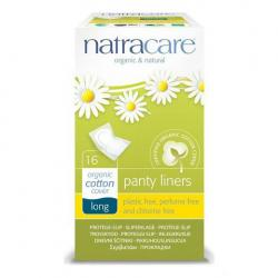 Natracare Panty Liner Long 16s
