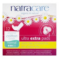 Natracare Ultra Extra Pads Normal 12s