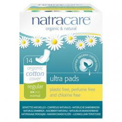 Natracare Ultra Pads Regular 14s