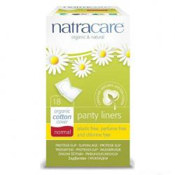 Natracare Panty Liner Normal 18s