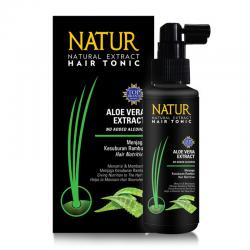 Natur Hair Tonic Aloevera 90ml
