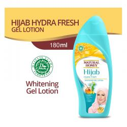 Natural Honey Hand and Body Lotion Hijab Hydra Fresh 180ml