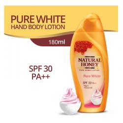 Natural Honey Hand and Body Lotion Pure White 180ml