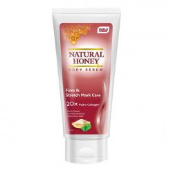 Natural Honey Body Serum and Stretchmark Care 180ml