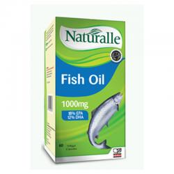 Naturalle Fish Oil 1000mg 60 Soft Capsule