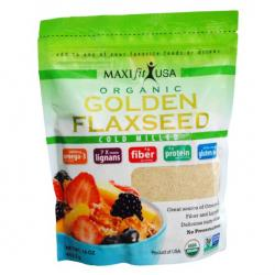 Organic Golden Flaxseed 453.5g