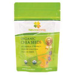 Natures Energy Organic Chia Seeds 100gr