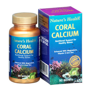 Natures Health Coral Calcium 90 Tablet