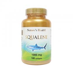 Natures Health Squalene 100 Softgels
