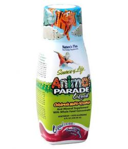 Natures Plus Animal Parade Liquid 8 oz