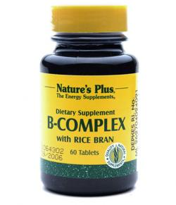 Natures Plus B-Complex 60 Tablet