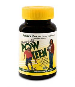 Natures Plus Pow Teen 90 tablet