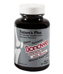 Natures Plus Bonower 45 softgels