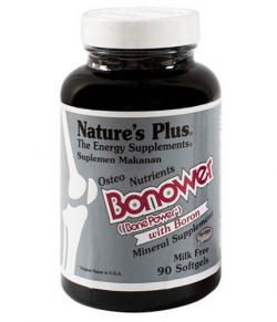 Natures Plus Bonower 90 Softgels