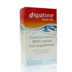 Nelsons Spatone Liquid Iron 14 Day Pack