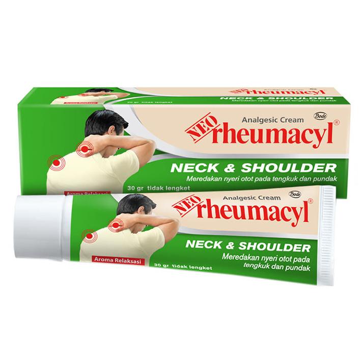 Neo Rheumacyl Neck and Shoulder Gogobli