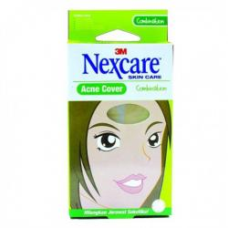 Nexcare Acne Cover Single Pack - Ladies (10 Pack)