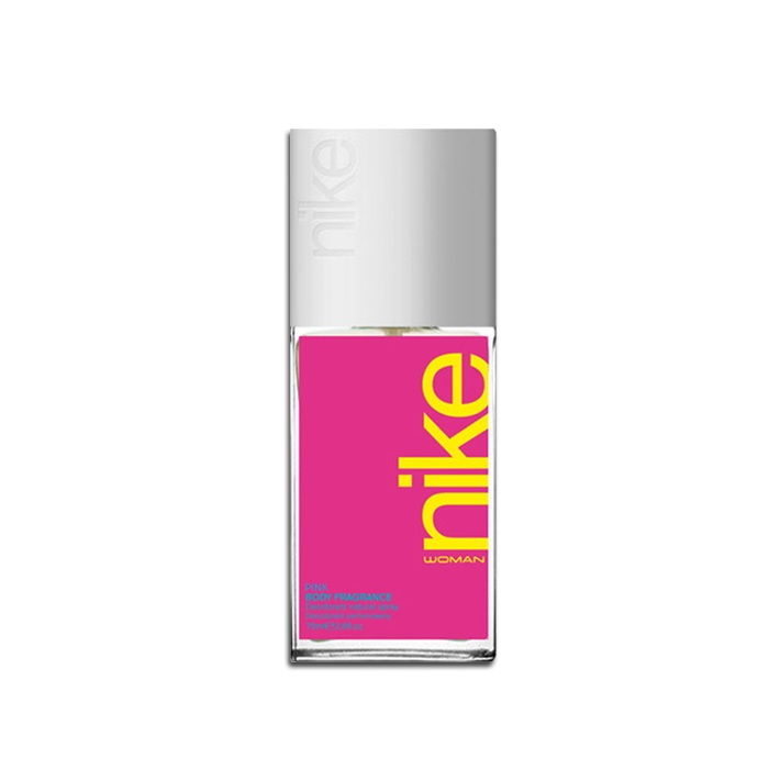 Nike Body Fragrance Natural Spray Woman Pink