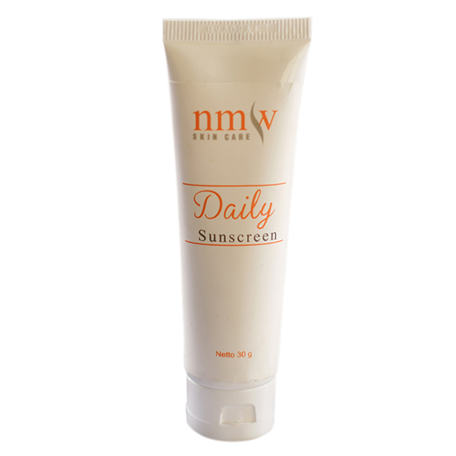 NMW Daily Sunscreen (P2SW) 30gr | Gogobli