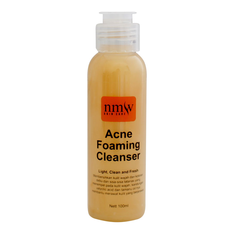 NMW Acne Foaming Cleanser 100ml | Gogobli