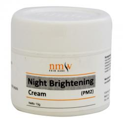 NMW PM2 Night Brightening Cream 10gr