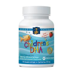 Nordic Natural Childrens DHA 90 Softgels