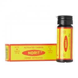 Norit 40 tablet
