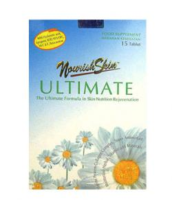 Nourish Skin Ultimate 15 Tablet
