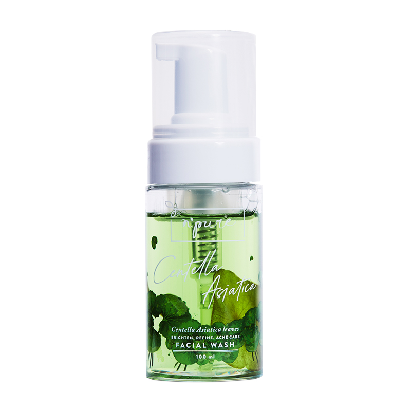Npure Centella Asiatica Cica Series Facial Wash 100ml | Gogobli