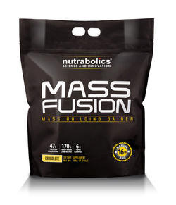 Nutrabolics Mass Fusion Chocolate 16 Lbs