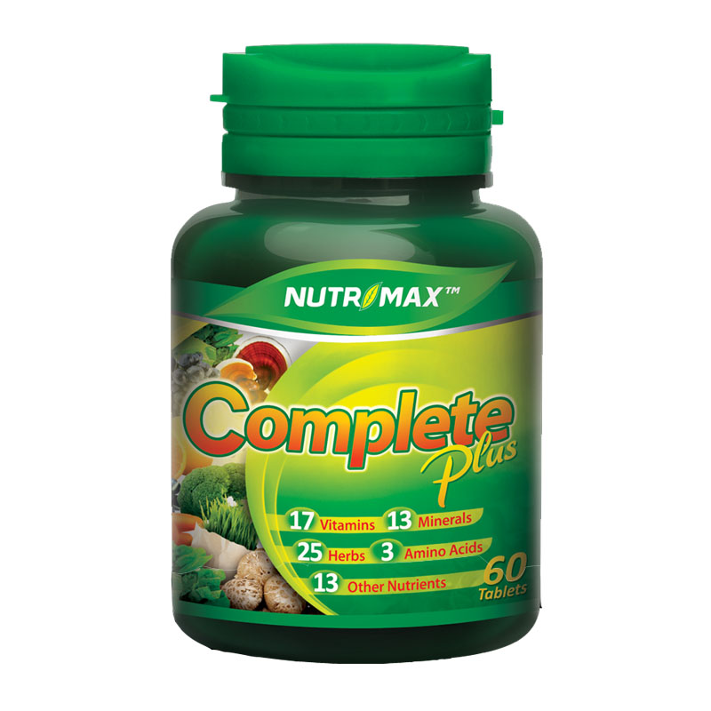 Nutrimax Complete Plus 60 Tablet