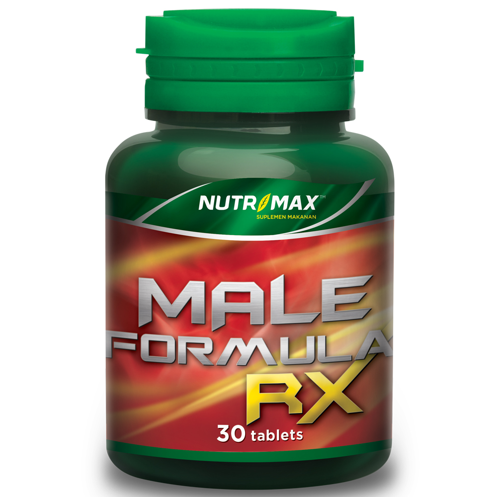 Nutrimax Male Formula Rx 30 Tablet