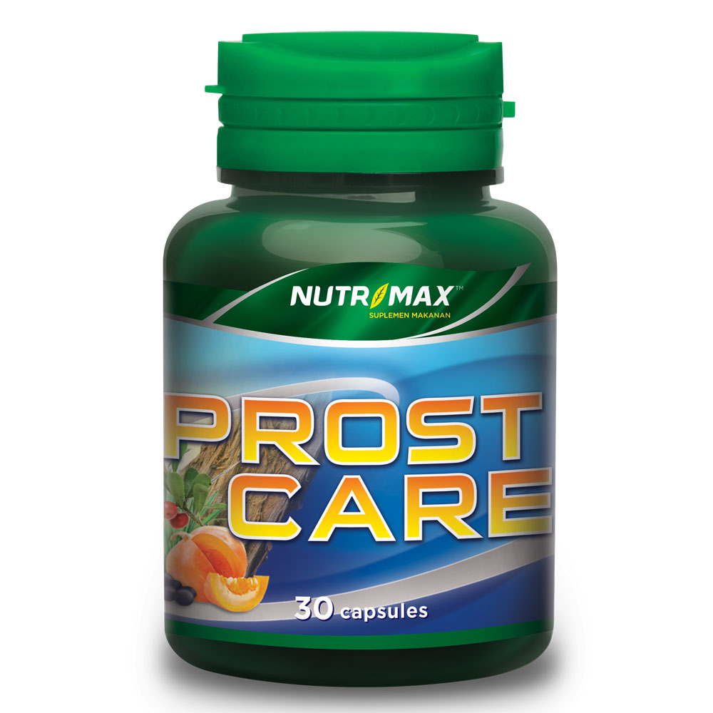 Nutrimax Prost Care 30 Naturescaps