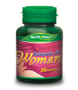 Nutrimax Intimate For Woman 30 Naturescaps