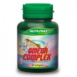 Nutrimax Omega Complex 8 In 1 30 Softgels