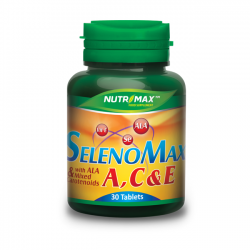 Nutrimax Selenomax A C E With ALA 30 tablet