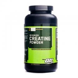 Optimum Nutrition Creatine Powder 600gr