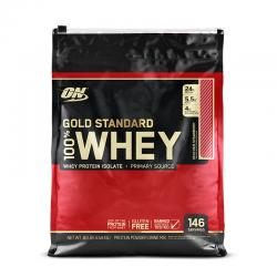 Optimum Nutrition Whey Gold Standard Strawberry 10 Lbs
