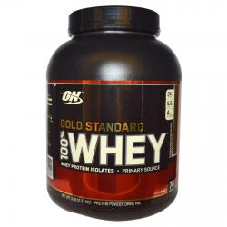 Optimum Nutrition Whey Gold Standard Double Chocolate 5 lbs
