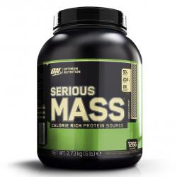 Optimum Nutrition Serious Mass Chocolate 6 Lb