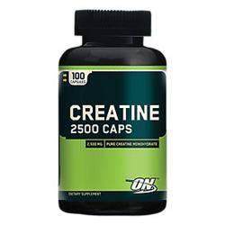 Optimum Nutrition  Creatine 2500 mg 100 capsule