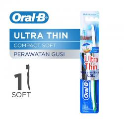 Oral B Ultrathin Compact Soft 1s