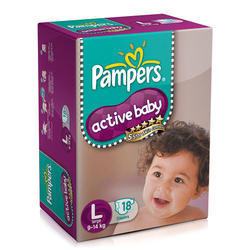 Pampers Active Baby L18