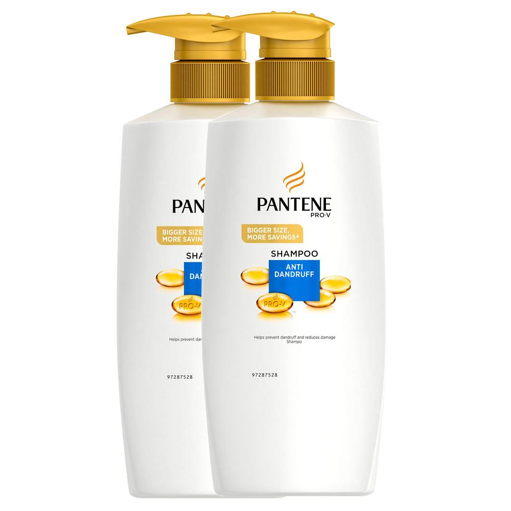 Pantene Shampoo Anti Dandruff 480ml - Paket isi 2 Gogobli